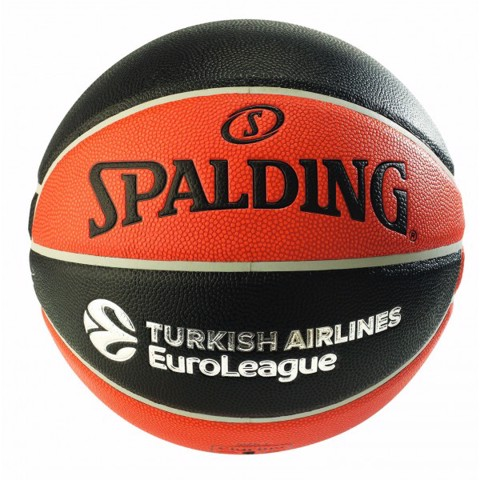 Bóng rổ Spalding TF500 EuroLeague