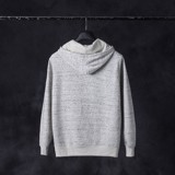 NBA White/Grey Hoodie by UNK NBA (Real/New)