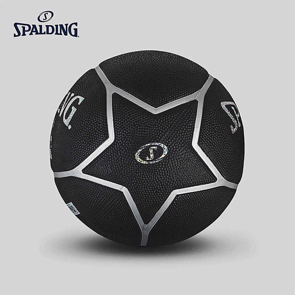 Spalding NBA Highlight Hologram Outdoor Size 7