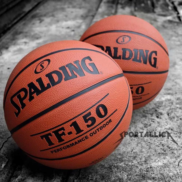 Spalding TF150 Outdoor Size 5 & 6