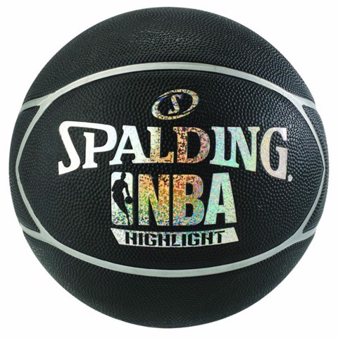 Bóng rổ Spalding NBA Highlight Hologram
