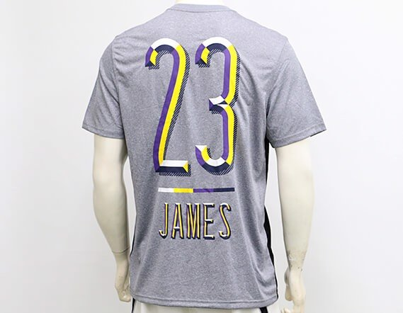 UNK NBA LeBron #23 Lakers Tshirt