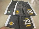 UNK NBA Lebron / Curry / Hayward  Shorts (Outlet)