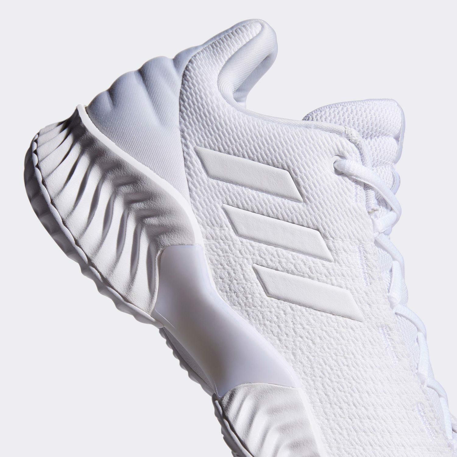 adidas Pro Bounce 2018 Low White