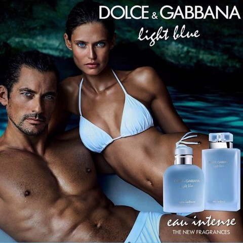 NƯỚC HOA NỮ EAU DE PARFUM DOLCE & GABBANA LIGHT BLUE EAU INTENSE D&G FOR WOMEN