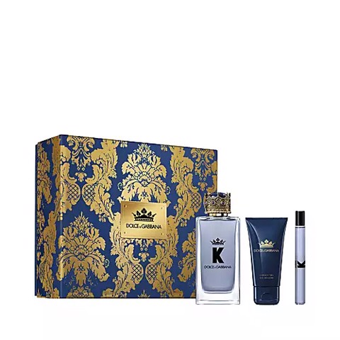 SET NƯỚC HOA NAM EAU DE TOILETTE DOLCE&GABBANA K FOR HIM