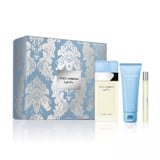 SET NƯỚC HOA NỮ  DOLCE & GABBANA LIGHT BLUE 2019 EAU DE TOILETTE SET