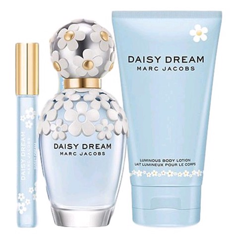 SET NƯỚC HOA NỮ EAU DE TOILETTE MARC JACOBS DAISY DREAM 100ML/150ML/10ML