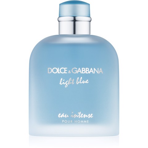 NƯỚC HOA NAM EAU DE PARFUM DOLCE GABBANA  LIGHT BLUE EAU INTENSE FOR MEN 100ML