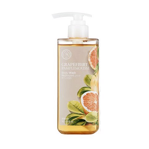 GEL TẮM THE FACE SHOP LÀM SÁNG DA GRAPEFRUIT BODY WASH 300ML