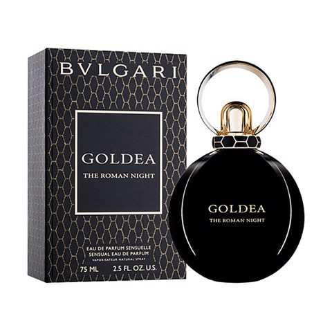 NƯỚC HOA NỮ - EAU DE PARFUM BVLGARI GOLDEA THE ROMAN NIGHT