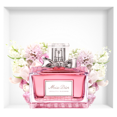 NƯỚC HOA NỮ EAU DE PERFUM MISS DIOR ABSOLUTELY BLOOMING 100ML