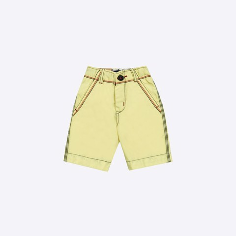 QUẦN SHORT BOY YELLOW