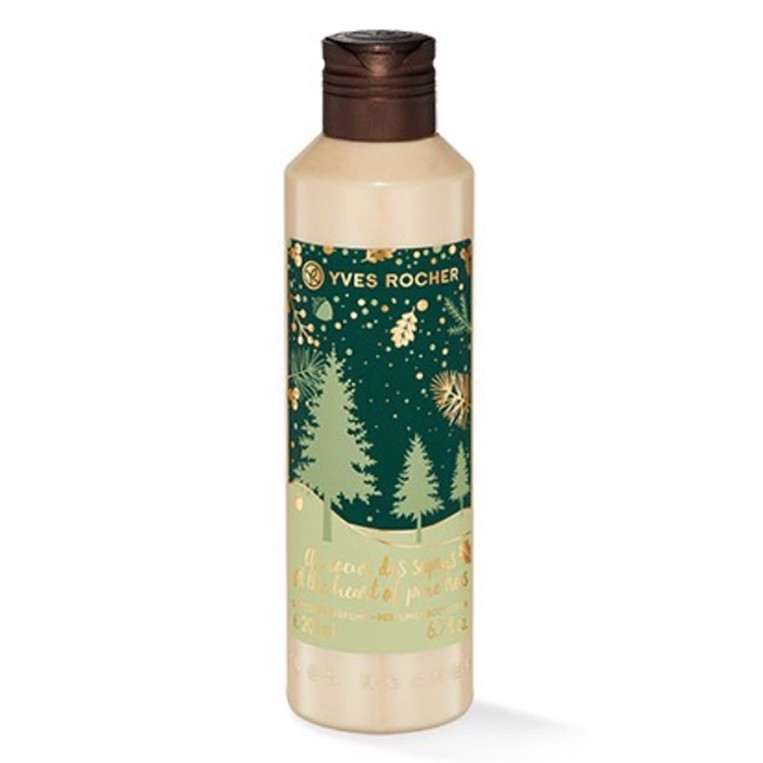 SỮA DƯỠNG THỂ YVES ROCHER AT THE HEART OF PINE TREES 200ML