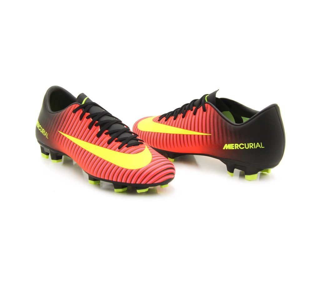 Giày thể thao nam Nike Footwear   Men's  Mercurial Victory VI (FG) Firm-Gro 831964-870 (cam)