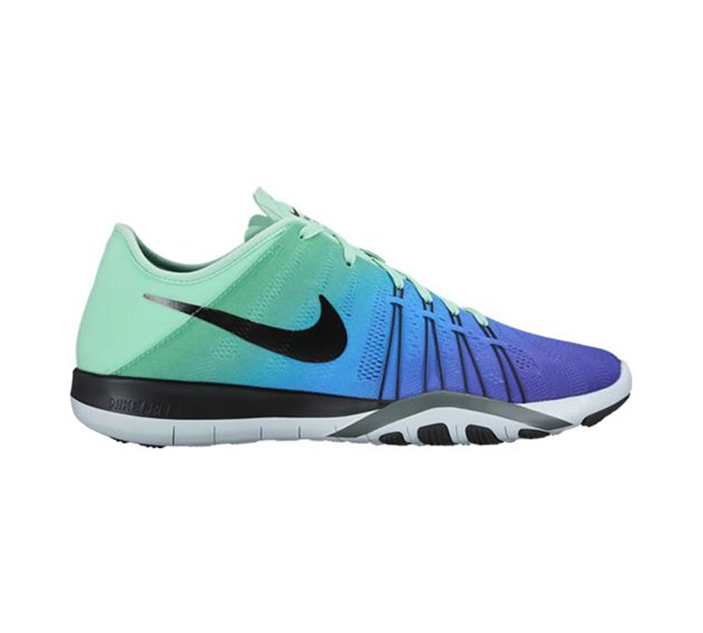 Giày thể thao nam Footwear Nike  Women's Nike Free TR 6 Spectrum Training Shoe 849804-300 (Green)