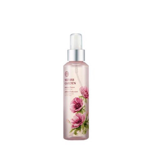 XỊT DƯỠNG THỂ THE FACE SHOP NATURAL GARDEN BODY MIST 155ML