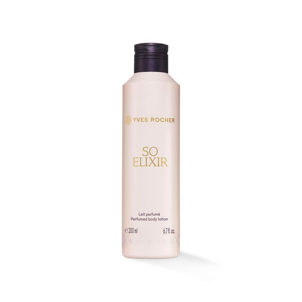 DƯỠNG THỂ YVES ROCHER SO ELIXIR PERFUMED BODY LOTION 200ML