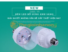 ĐÈN LED CHO RAU (VEGETABLES LED 15W)