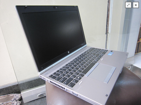 HP EliteBook 8560p - ATI