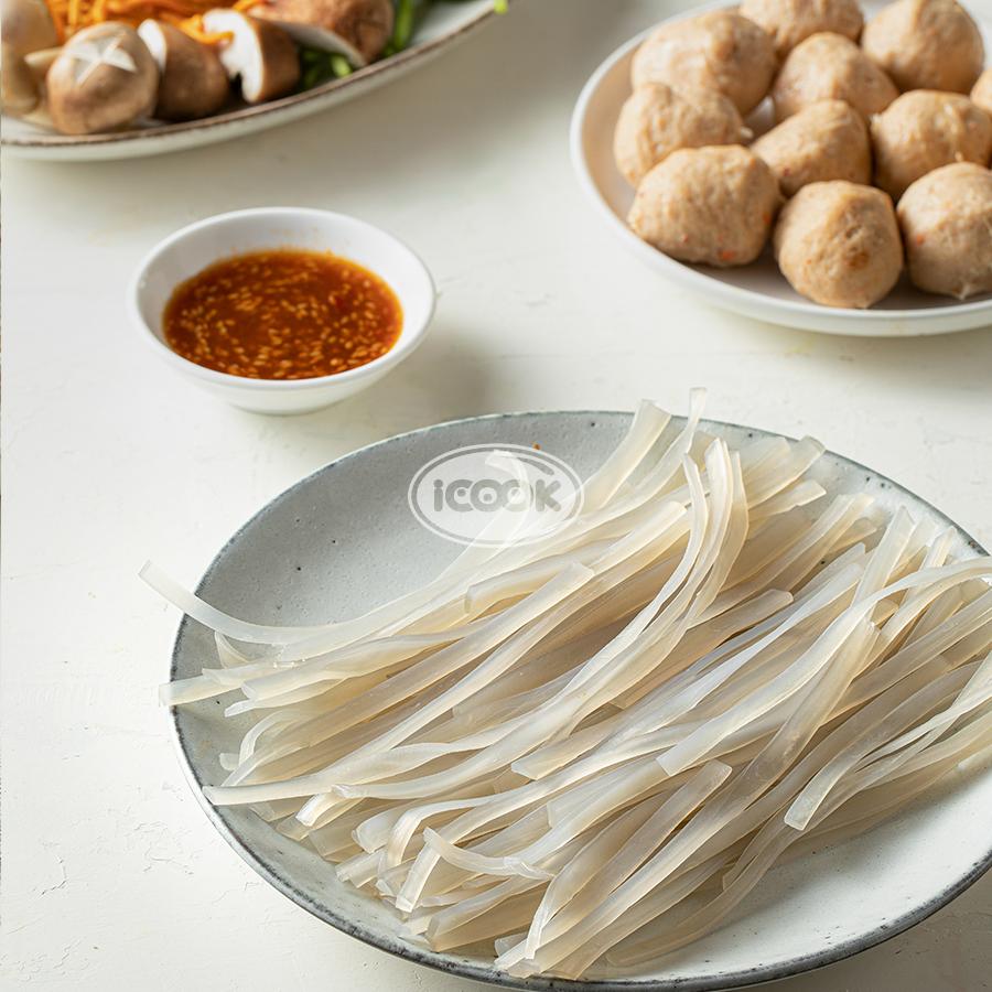 Mỳ dẹt Hàn Quốc 200gr