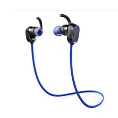Tai nghe Anker SoundBuds Sport Black+Blue with Offline Packaging V3