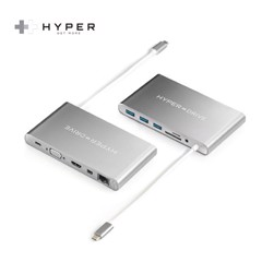 HYPERDRIVE ULTIMATE USB-C (FULL 11 CỔNG)