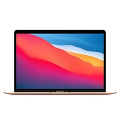 Macbook Air Z12A0004Z 13-inch Ram 16GB, 256G Gold- 2020 (Apple VN)