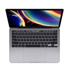 MacBook Pro MWP42 13in Touch Bar 512GB Space Gray- 2020 (Hàng chính hãng)