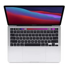 MacBook Pro MYDA2SA/A 13in Touch Bar 256GB Silver- 2020 (Apple VN)