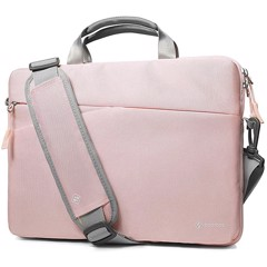 TÚI XÁCH TOMTOC A45 (USA) MESSENGER BAGS MACBOOK 13″ PINK