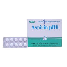 Aspirin Ph8