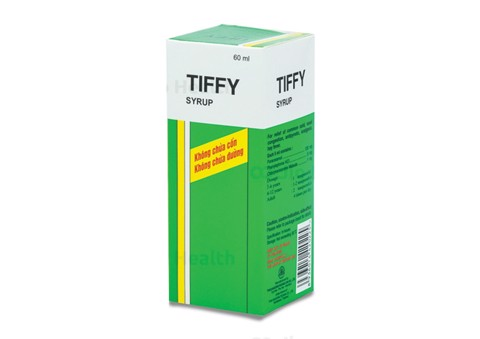 Tiffy Siro (60ml)