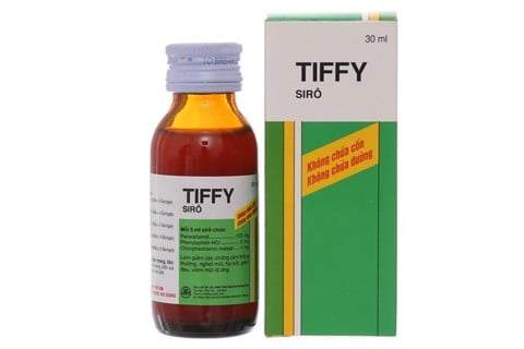 Tiffy Siro (30ml)