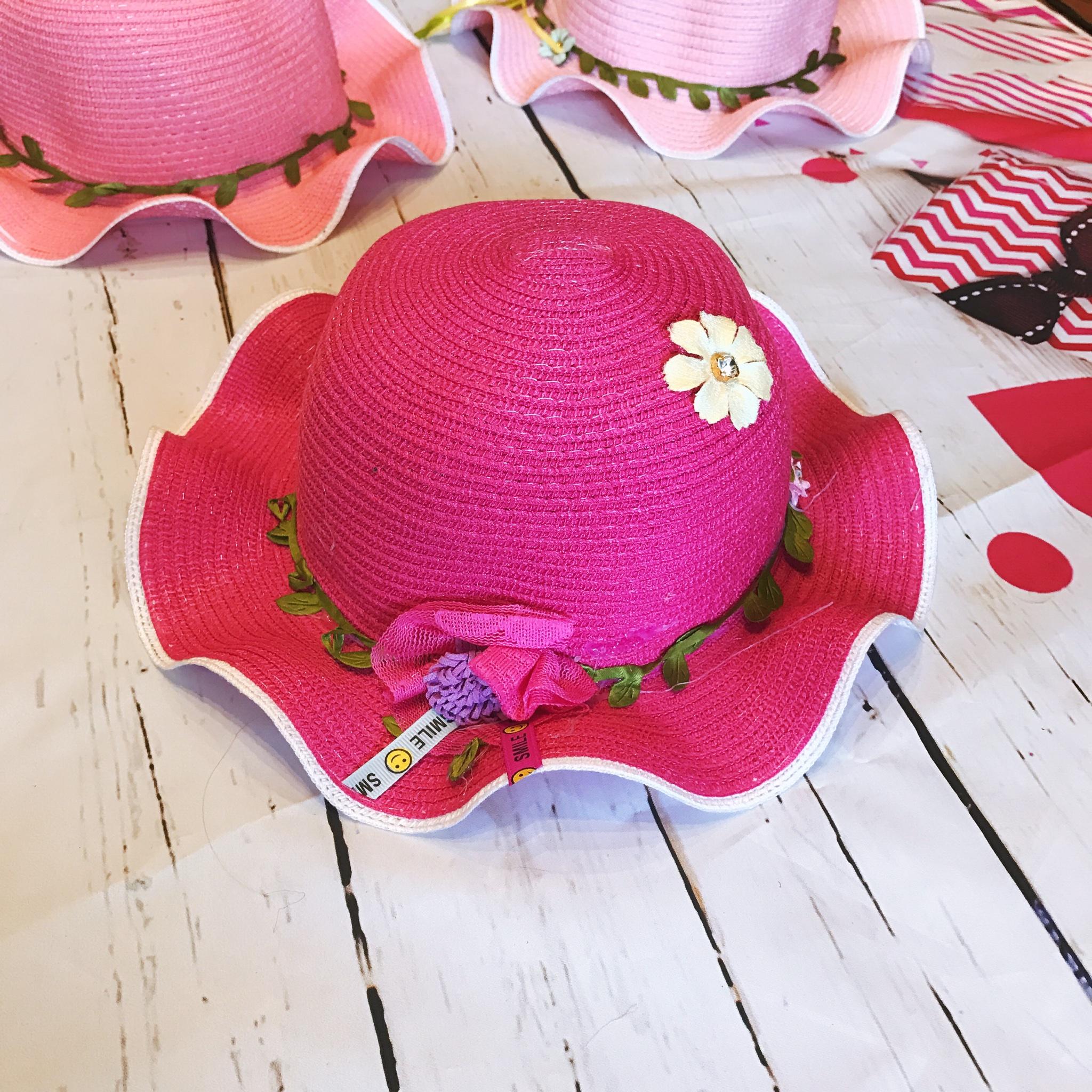 Mũ bèo 1 hoa
