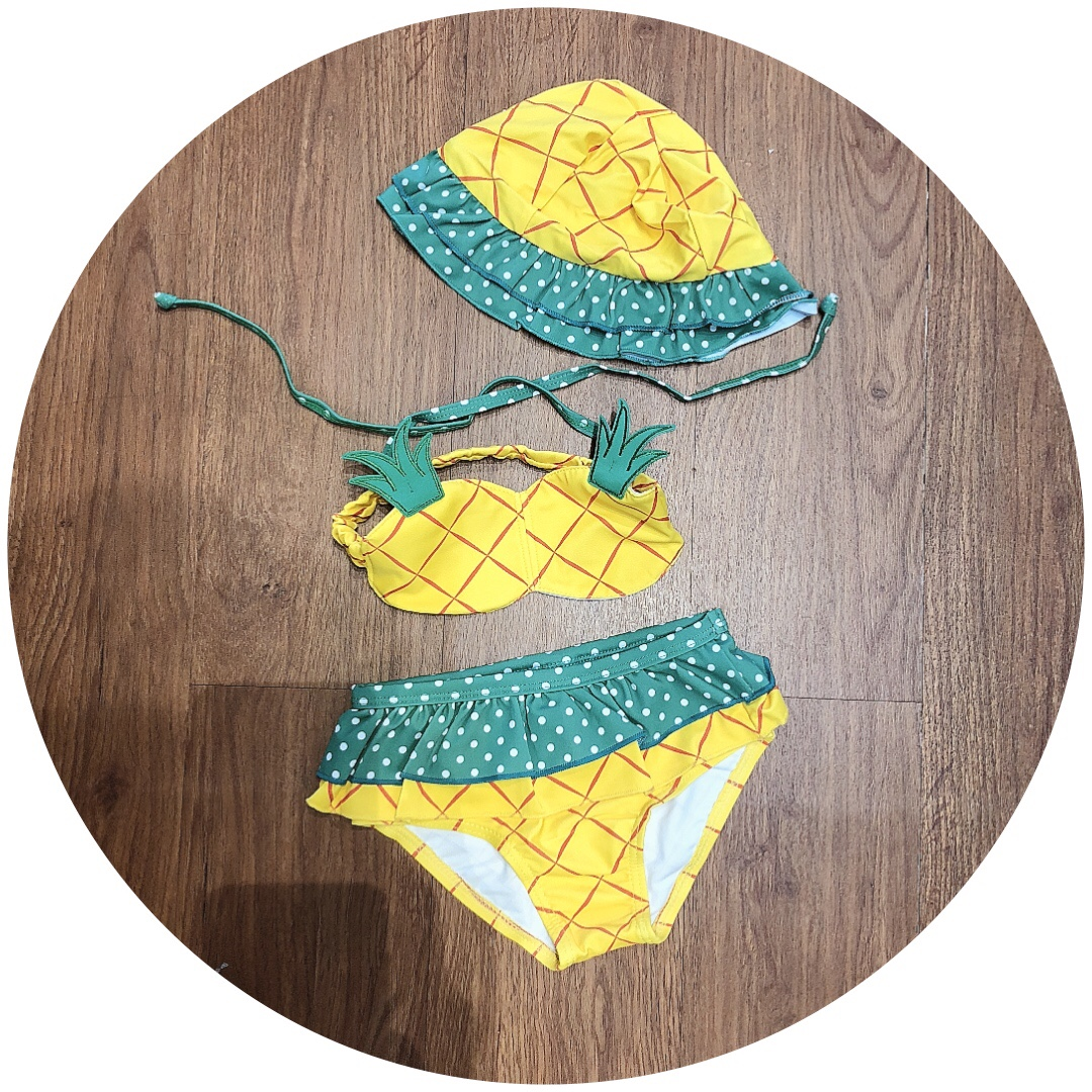 Set đồ bơi cho bé gái (nhiều mẫu)