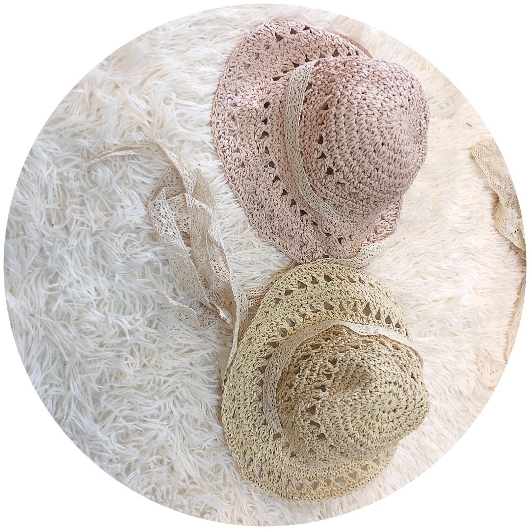 Mũ cói mềm (nhiều mẫu)