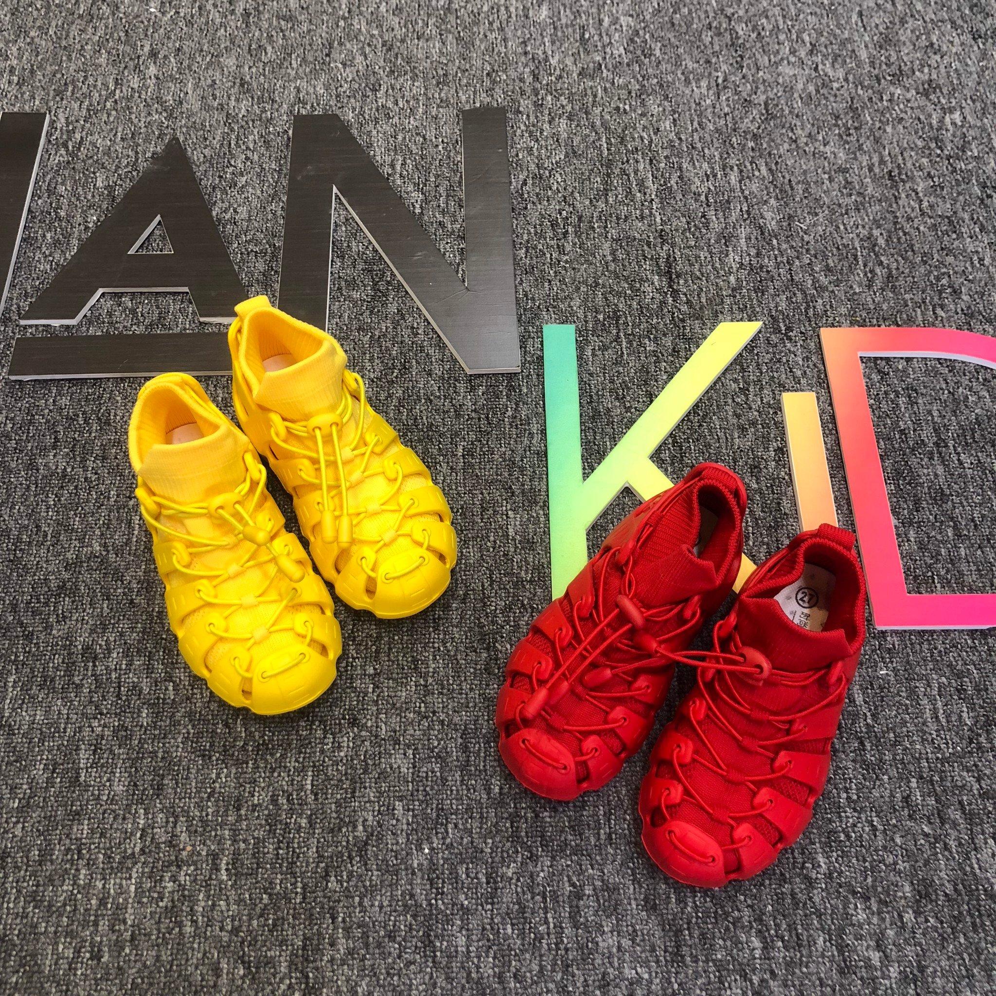 Giày thể thao đan dây rút 3 màu
