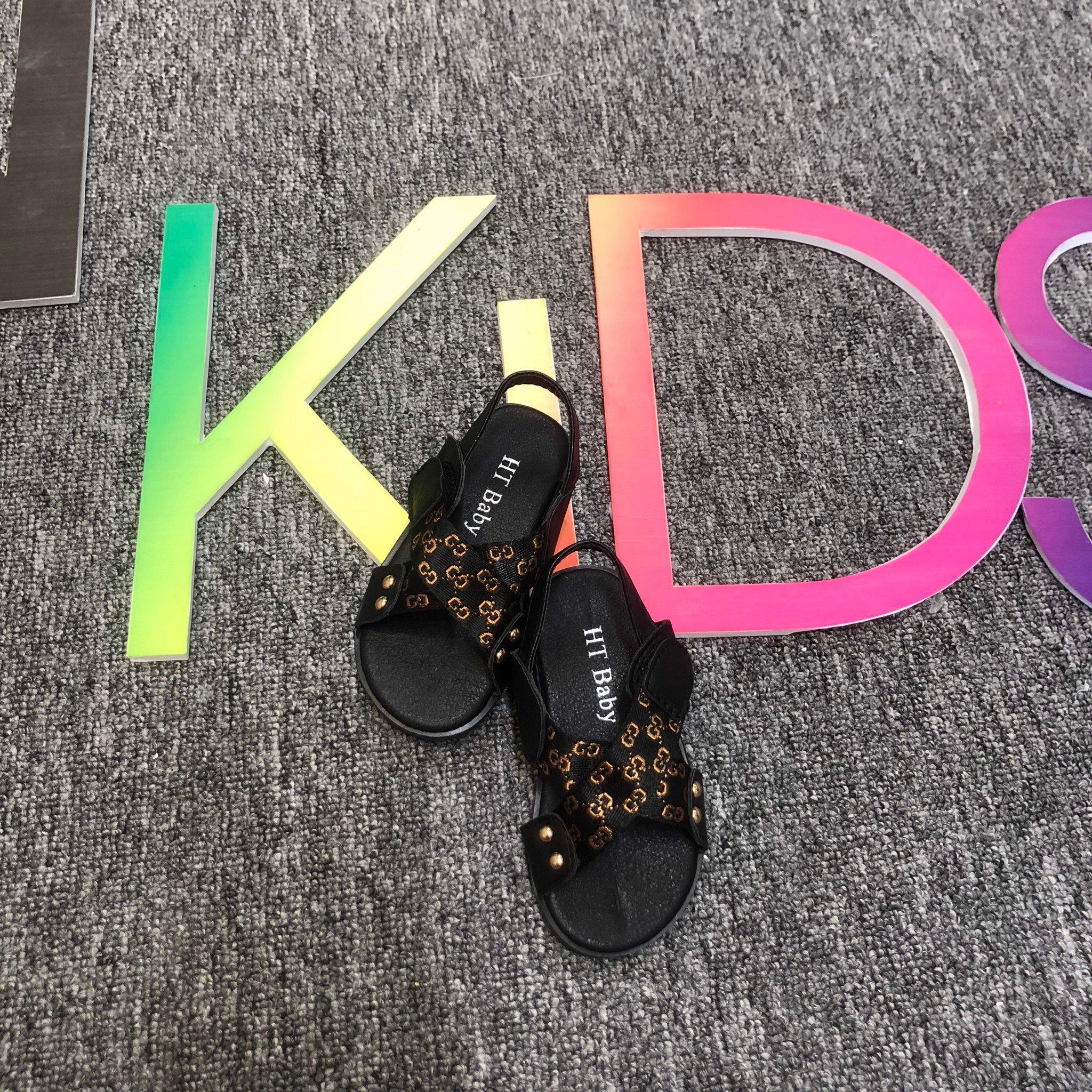 Sandal GG quai chéo