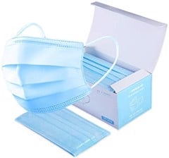 4-Layer Anti  Bacterial Mask