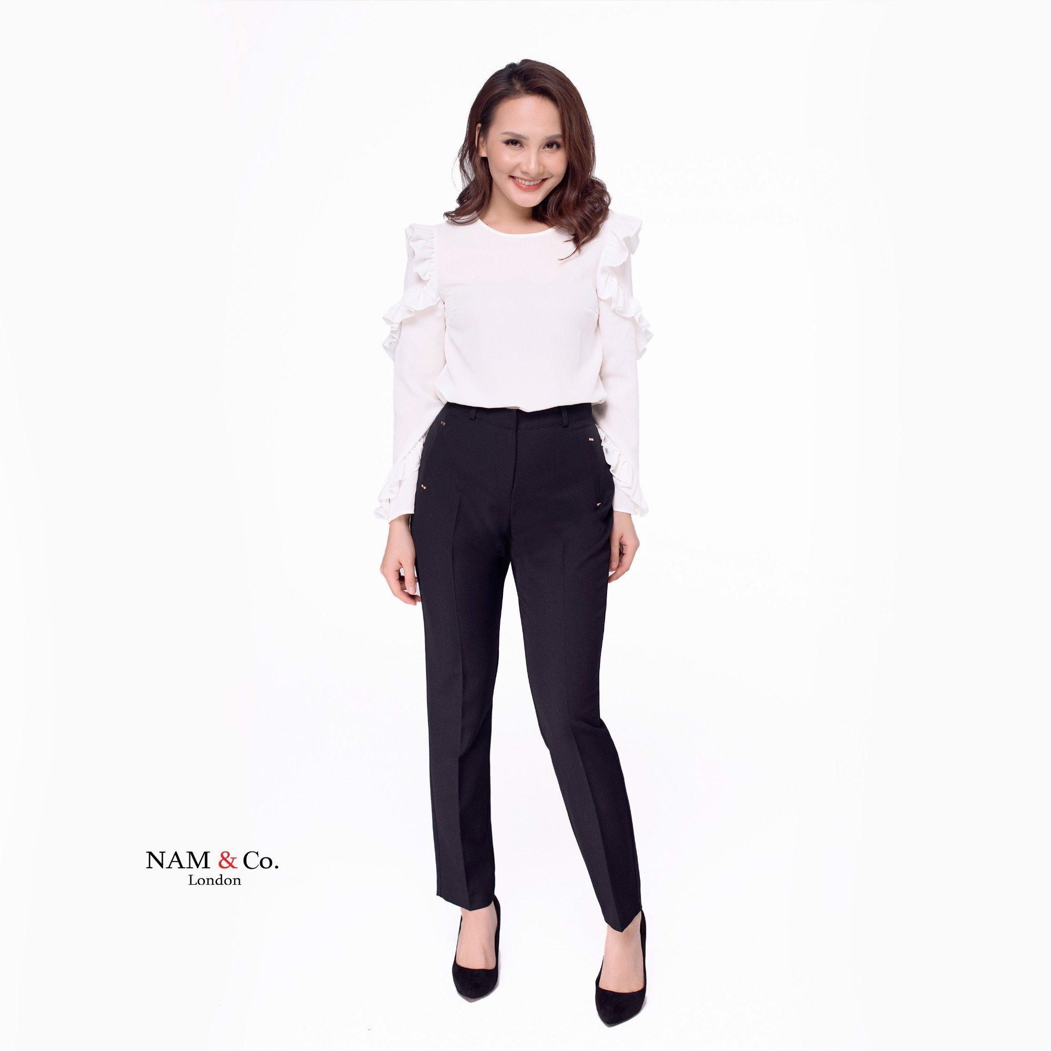 TROUSERS WOMEN P9953