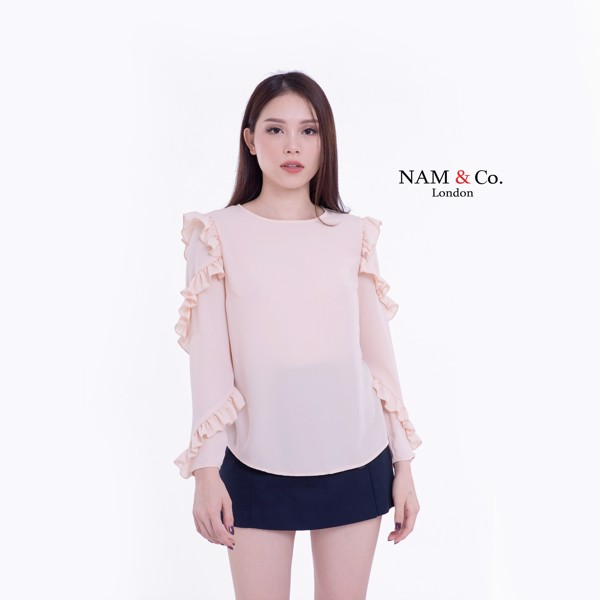 WOMEN BLOUSE B5826