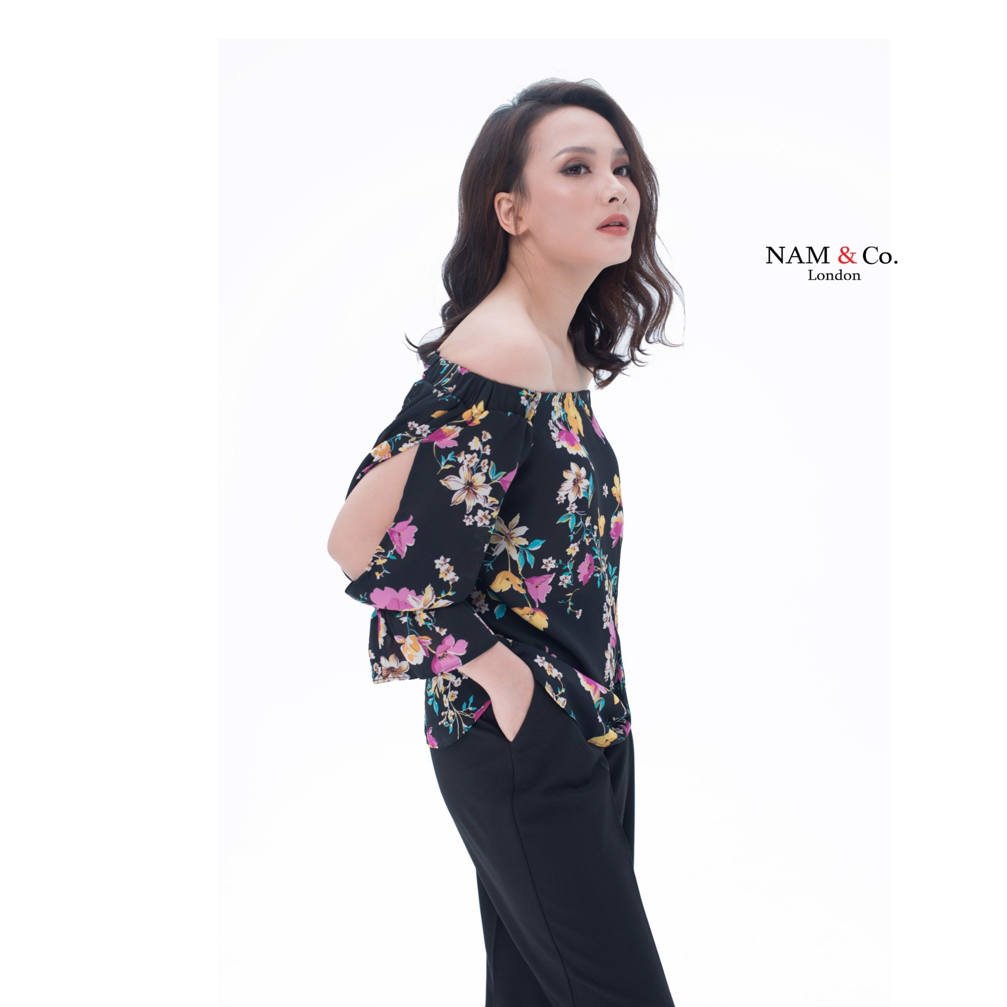 WOMEN BLOUSE B5854