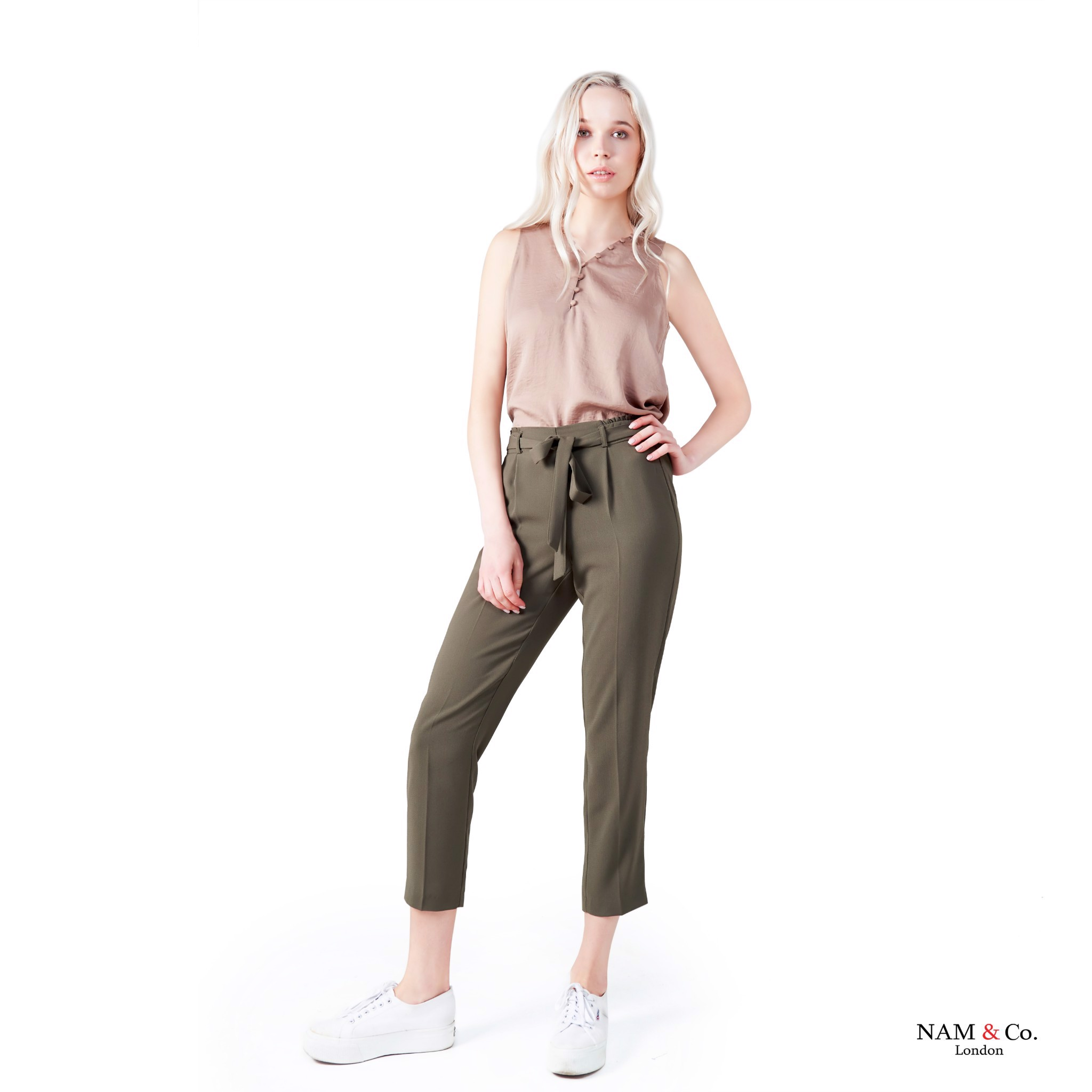 WOMEN TROUSERS P10153