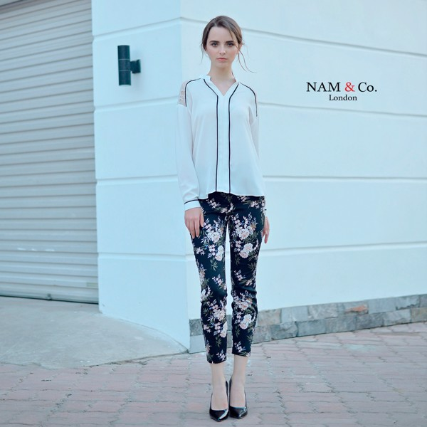 WOMAN TROUSER P9700-NCO