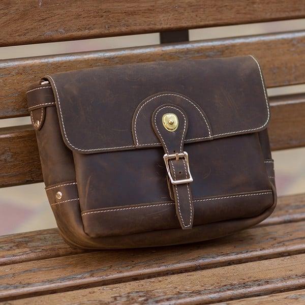 Túi đeo chéo da sáp nhỏ gọn đa năng - 2115333