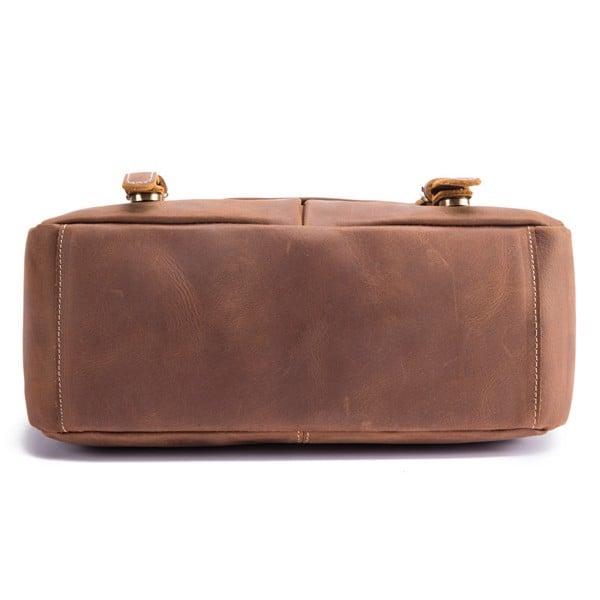 Túi đeo chéo dáng ngang da sáp - 2091536