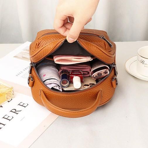 Túi đeo chéo Mini có quai xách - 2085752
