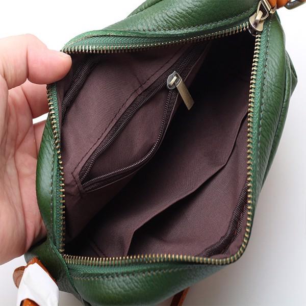 Túi đeo chéo nữ da bò nhỏ gọn - 2091333