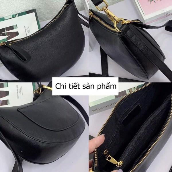 Túi đeo nữ da thật cách điệu - 2085796